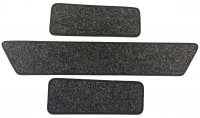 Volkswagen (VW) T5 / T6 Cab Step & Single Sliding Door Mats