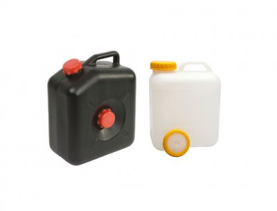 Fresh Water & Waste Water Container Bottle Set